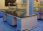 MDF Design Modular Laboratory Furniture Clear Access For Floor Cleaning