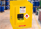 Small Size Flammable Liquid Storage Cabinet 4 Gallon With Flame Arrestor Set