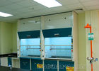 400W Consumption Ductless Fume Hood Adjustable Air Speed For Protecting Lab Workers